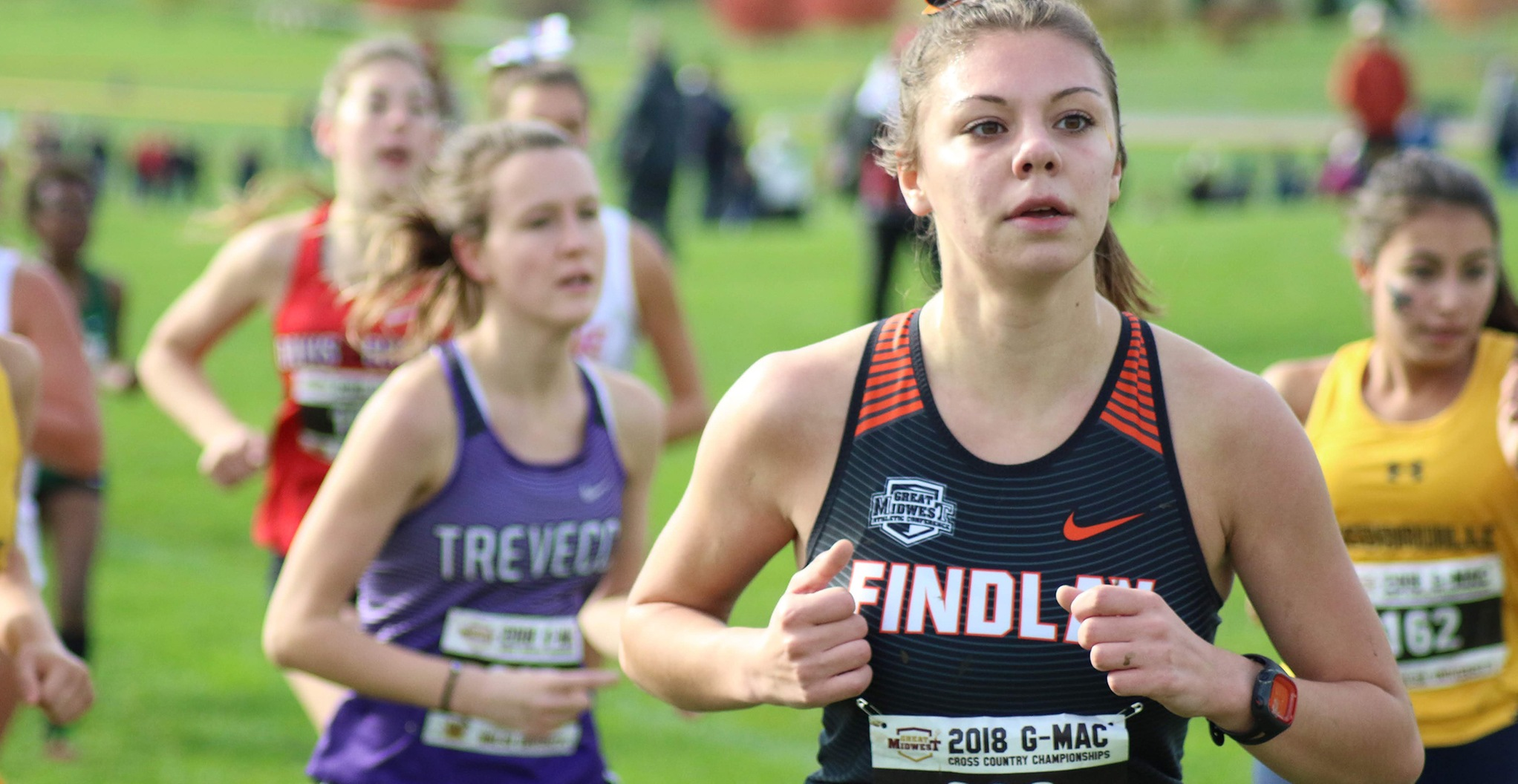 Cross Country Opens Up Season at Calvin Invitational