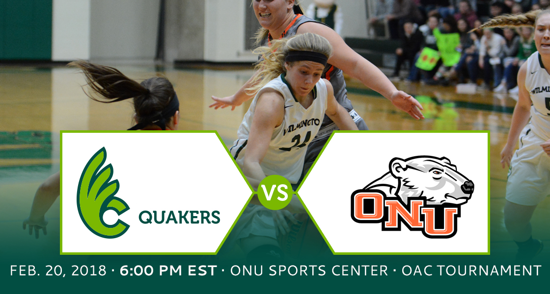 OAC Tournament Preview - No. 8 Women's Basketball at No. 1 Ohio Northern