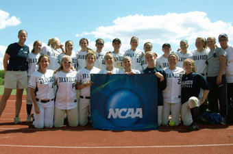 Brandeis softball earns preseason national ranking from NFCA