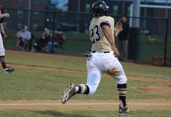 Baseball Splits With William Peace Ferrum College