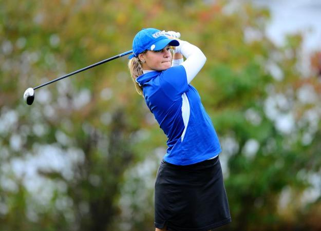 Women's Golf Climbs to 5th at NEC's