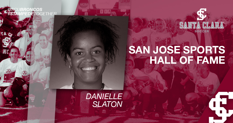 Danielle Slaton To Be Inducted into San Jose Sports Hall of Fame