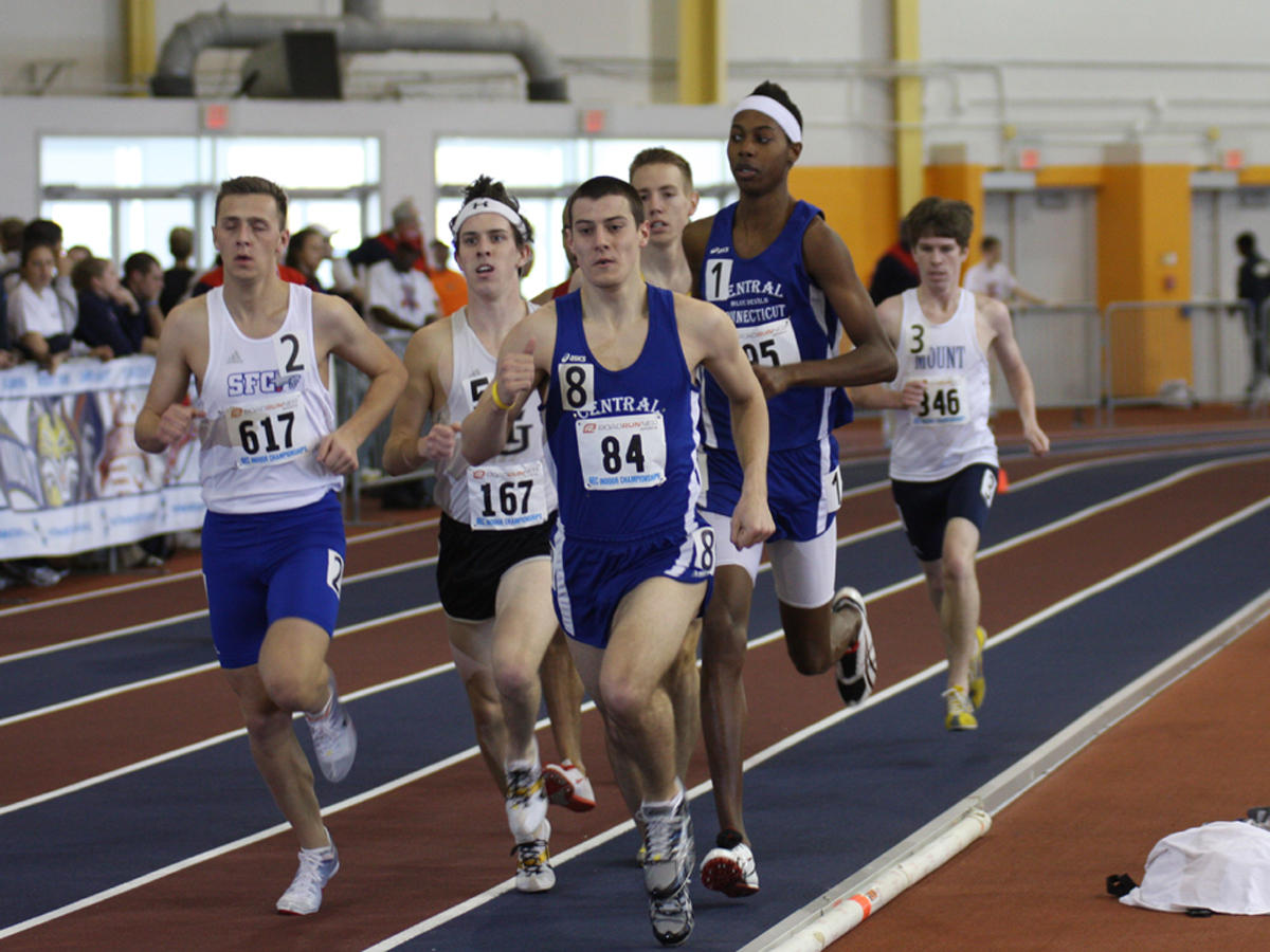 Men's Indoor Track & Field Picked Fifth In Northeast Conference Poll