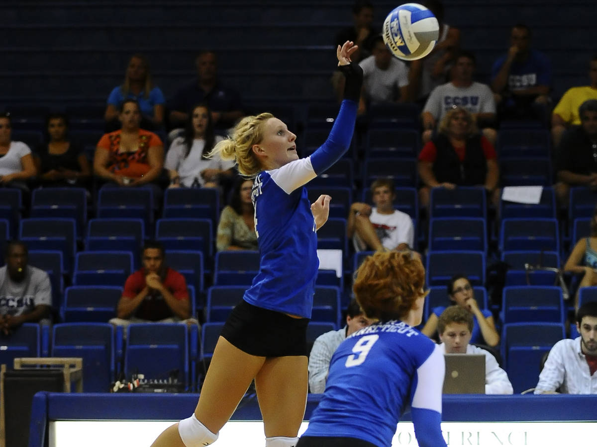 Blue Devils Improve to 7-2 in Northeast Conference With Sweep of FDU