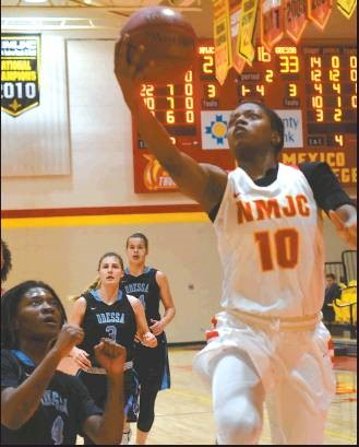Lady T-Birds avenge loss to Odesssa