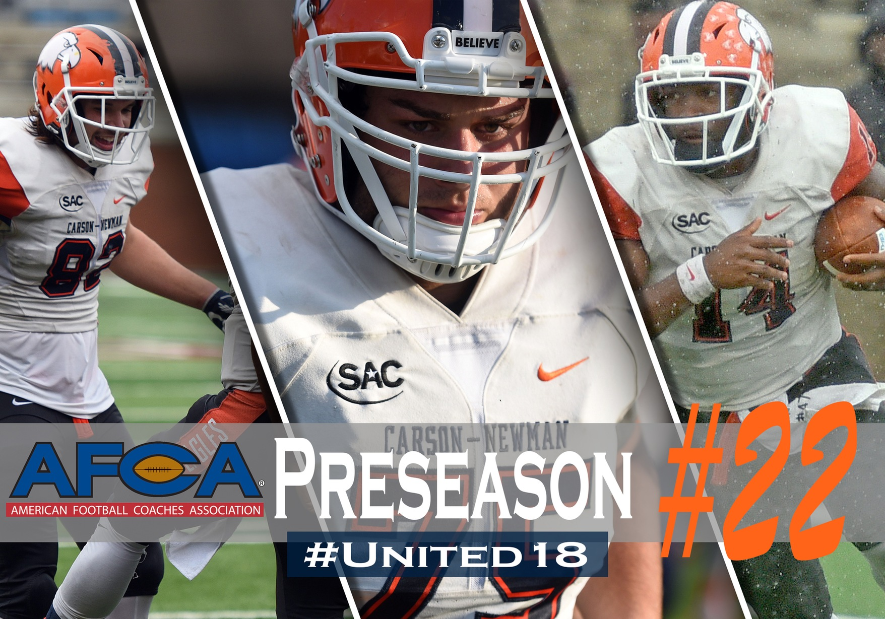 Eagles garner top-25 preseason ranking from AFCA