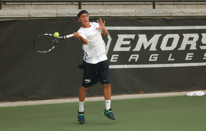 Emory Men's Tennis To Host Region Opponents