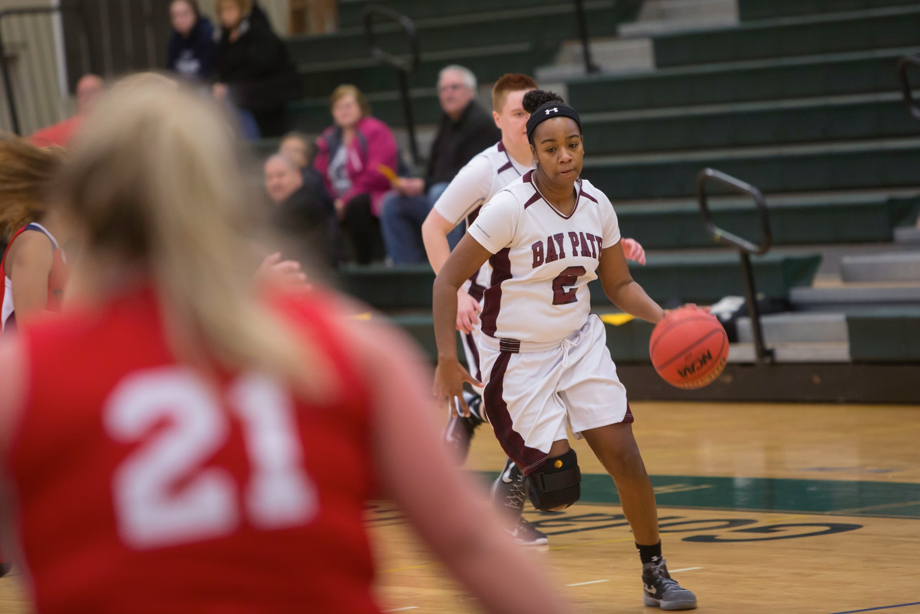 Dallas Jackson selected NECC Wbball Player of the Week