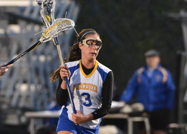 Connors, Kilday Lead Women's Lacrosse Past Mass Maritime