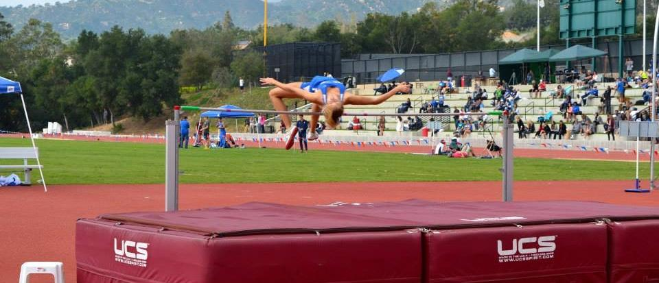 Emde Leaps to New Heights, Gauchos Open the Indoor Season at Boise State