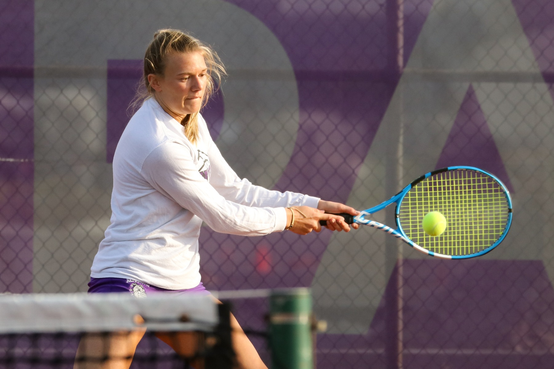 Girls Tennis Drops Match to Ranked Braves