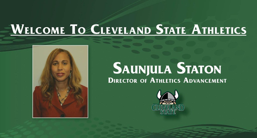 Saunjula Staton Named Director of Advancement For Athletics