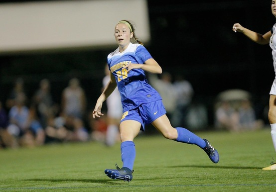 WOMEN'S SOCCER DROPS SEASON-OPENER IN OVERTIME TO EMERSON, 2-1