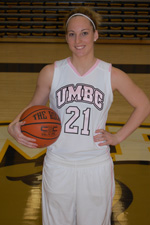 The Retrievers will wear special pink uniforms for the WBCA Pink Zone game.