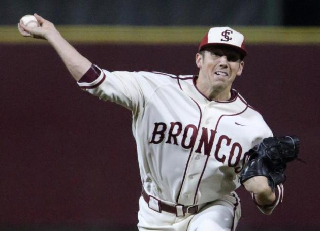 Bronco Baseball Falls to BYU for Second Consecutive Night