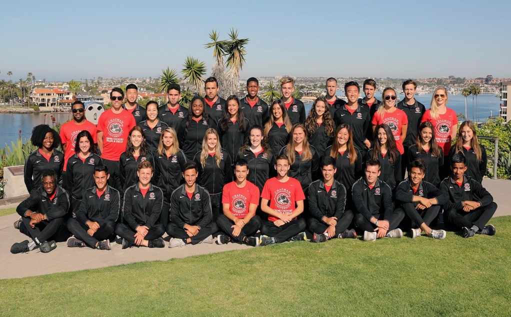 Track & field team picture.