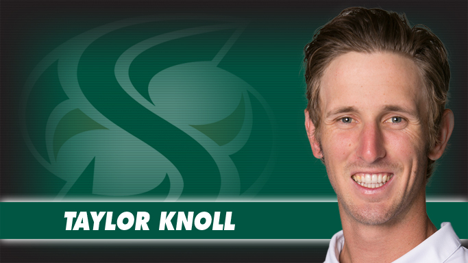 TAYLOR KNOLL JOINS MEN'S GOLF TEAM
