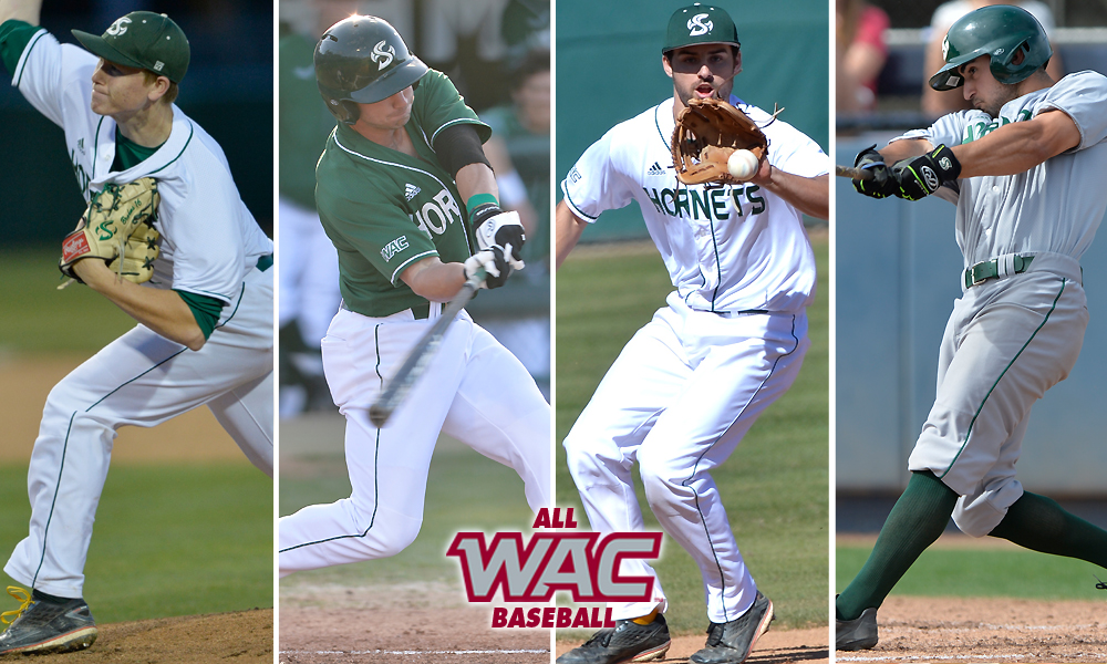 BRAHMS WAC FRESHMAN OF THE YEAR, FOUR HORNETS NAMED ALL-CONFERENCE