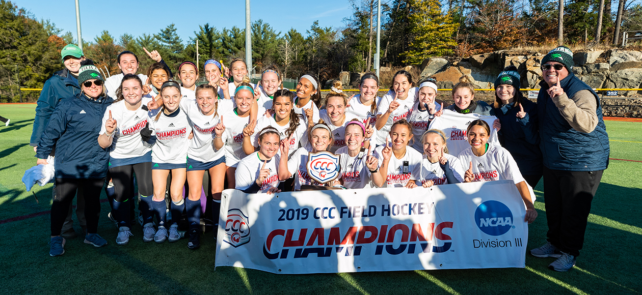 CCC CHAMPIONS: Endicott Takes Down The University of New England 3-2 To Win Back To Back Titles
