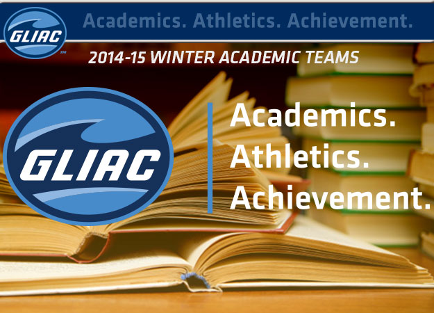 783 Student-Athletes Earn GLIAC Winter Academic Honors