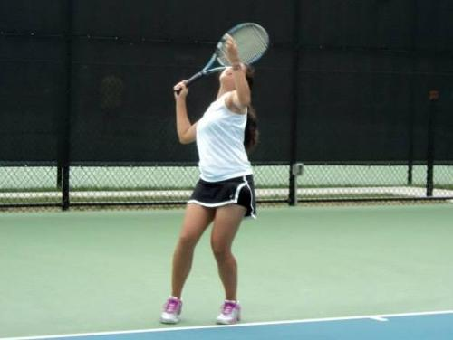 Moravian Outlasts Women's Tennis 5-4