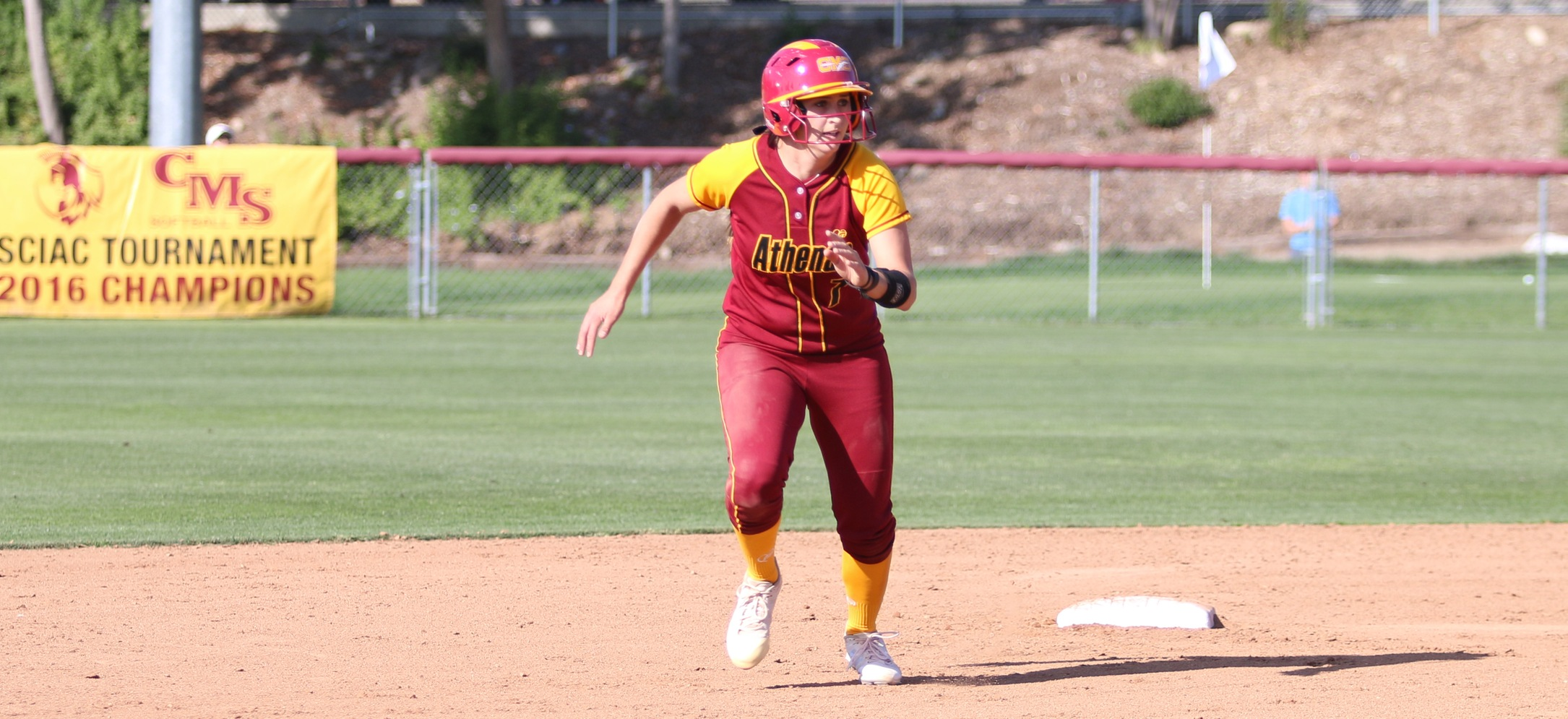 Offense Prevails in  Athenas' Shutout Over Linfield