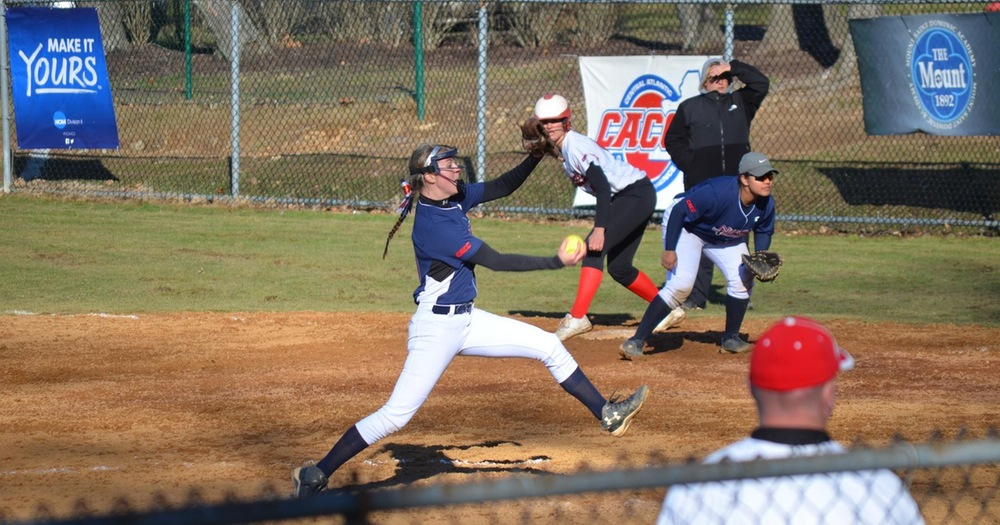 Nyack Softball Splits With Chestnut Hill College