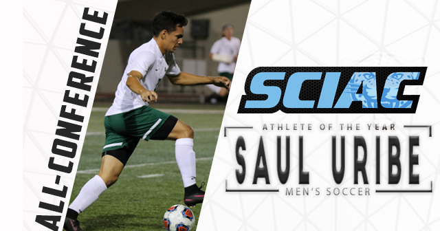 The SCIAC Announces Men's Soccer All-Conference Awards