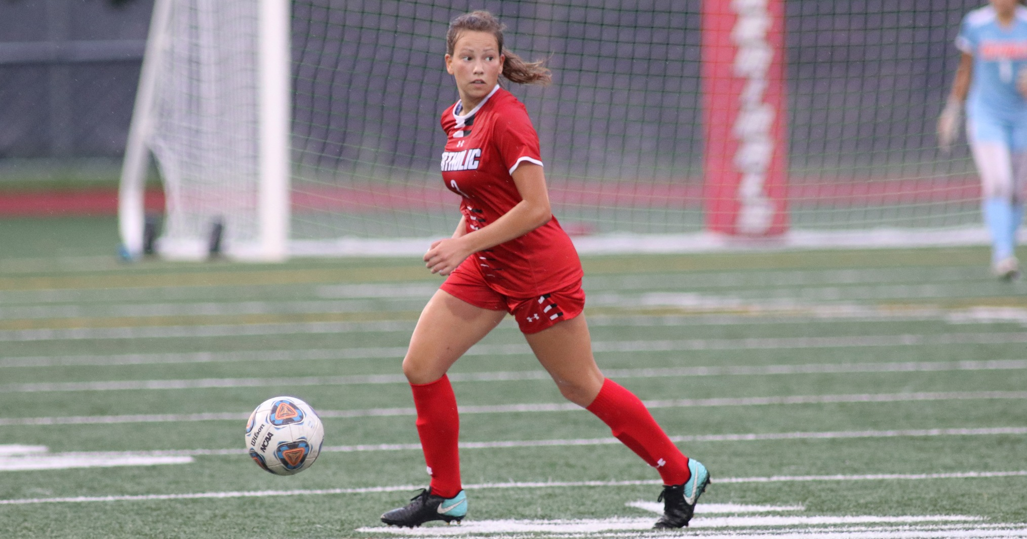 Boretti and Green Lead Cardinals in 2-0 Win Over Bobcats