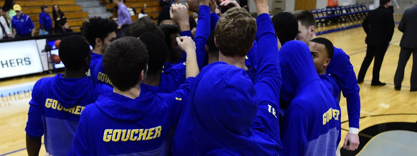 Goucher Men's Basketball Welcomes Catholic To Decker On Wednesday Night
