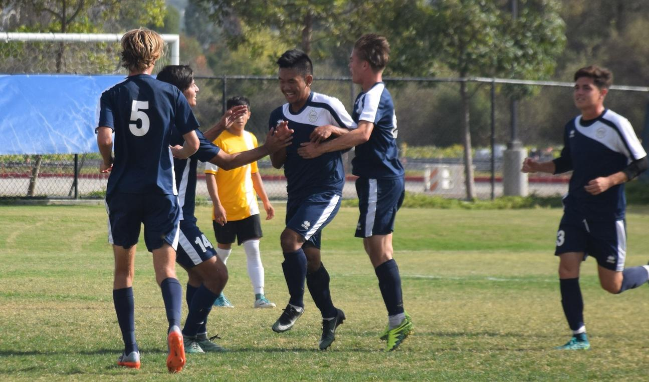 Men's team ranked No. 16 in United Soccer Coaches National Poll
