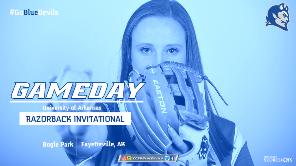 Softball Visits Arkansas for Razorback Invitational This Weekend