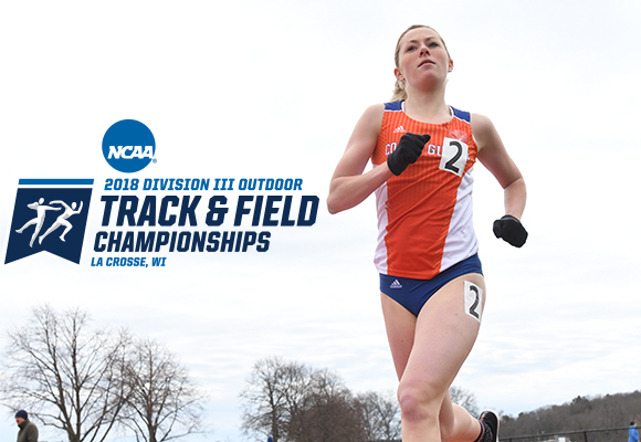 Mooney Qualifies for Outdoor Division III National Championship
