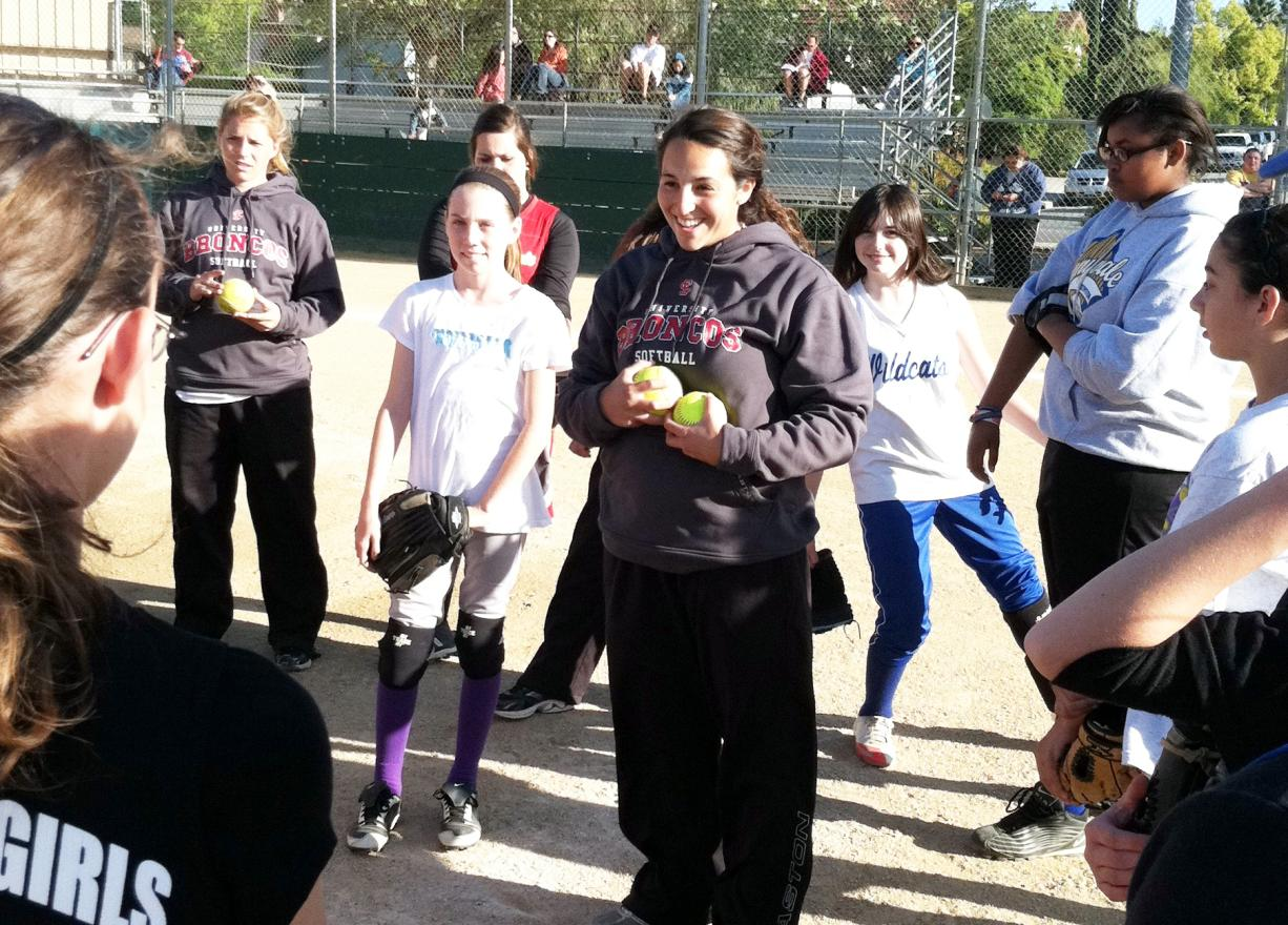 Team Up with Santa Clara Softball for Silicon Valley's Light the Night Walk on Sat., Oct. 22