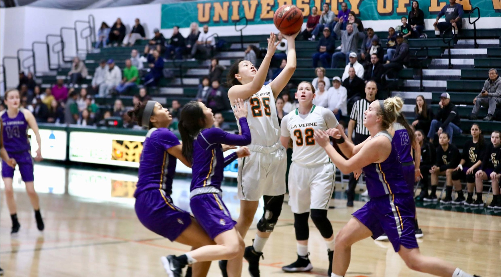 Women's Basketball drops road game to Panthers