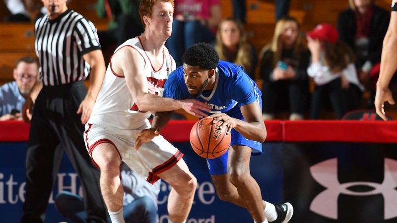 Men's Basketball Held Off by Austin Peay, 80-78