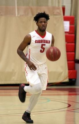 Men's Basketball: Cardinals Win Fifth In a Row, Topple Fighting Owls 79-70