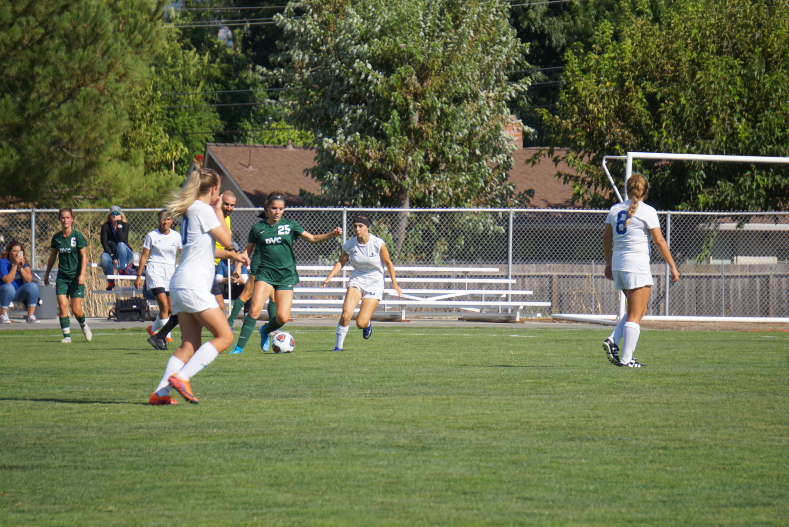 Women's Soccer suffers first loss of the season, 3-0 to CCSF