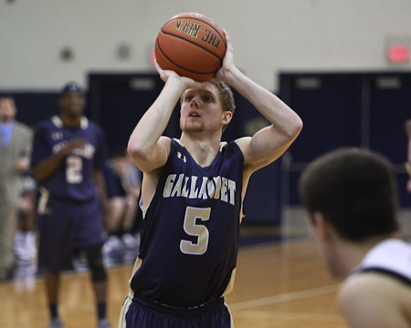GU's Brandon McMillan earns ECAC Division III South Region Player of the Week honor