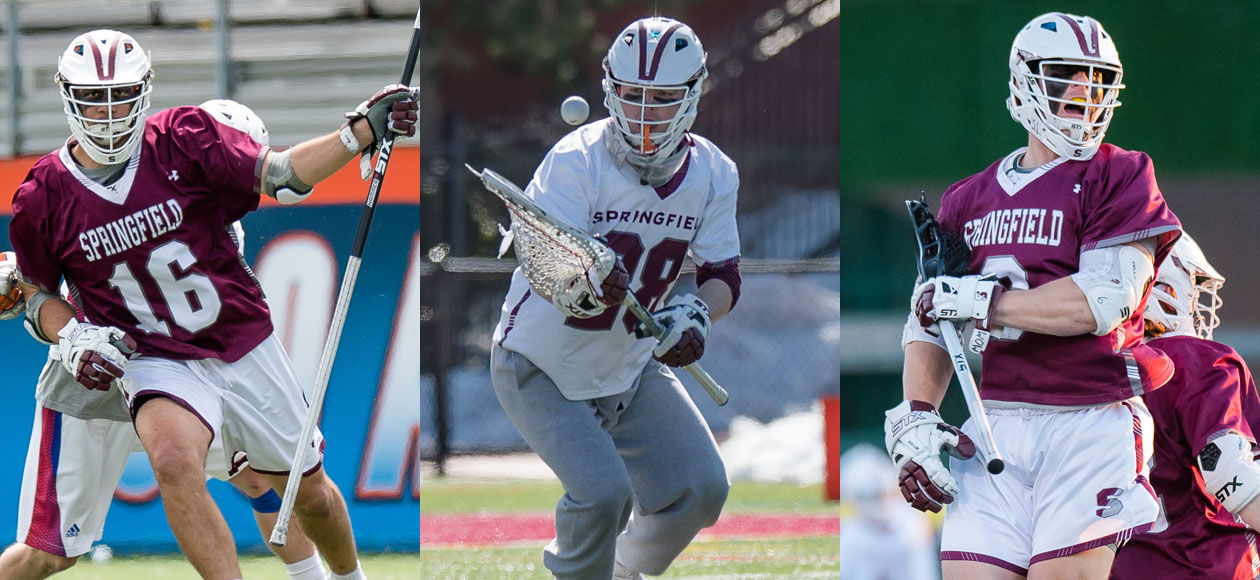 Eschmann, Preston, and Reynolds Tabbed as USILA Honorable Mention All-America Selections