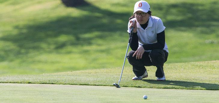 Women's Golf Finishes Second, Men Fifth At SCIAC Preview