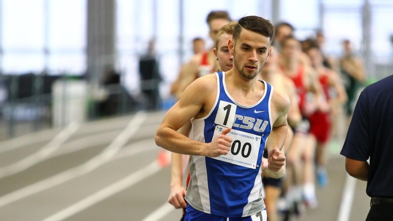 Men's Track and Field Close Out at Joe Donahue Games