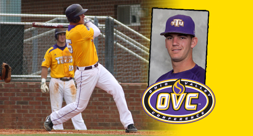 Twice as nice: Thomasson earns second adidas OVC Player of the Week honors