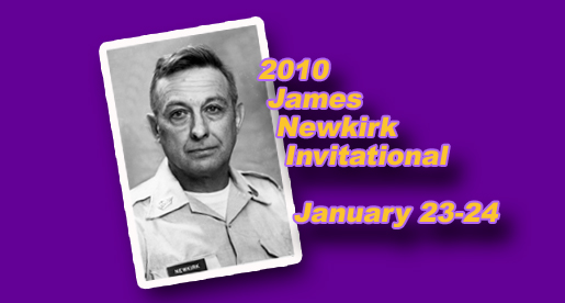 Rifle team hosts James Newkirk Invitational to resume season