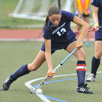 Field Hockey Now 18th in Division III; Banmann Named Offensive Player of the Week
