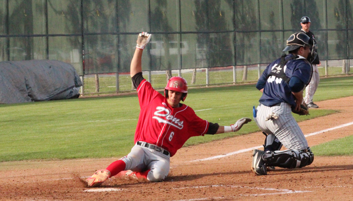 Sova's Four Hits Leads Dons to 10-5 Win and Sweep of Cerritos