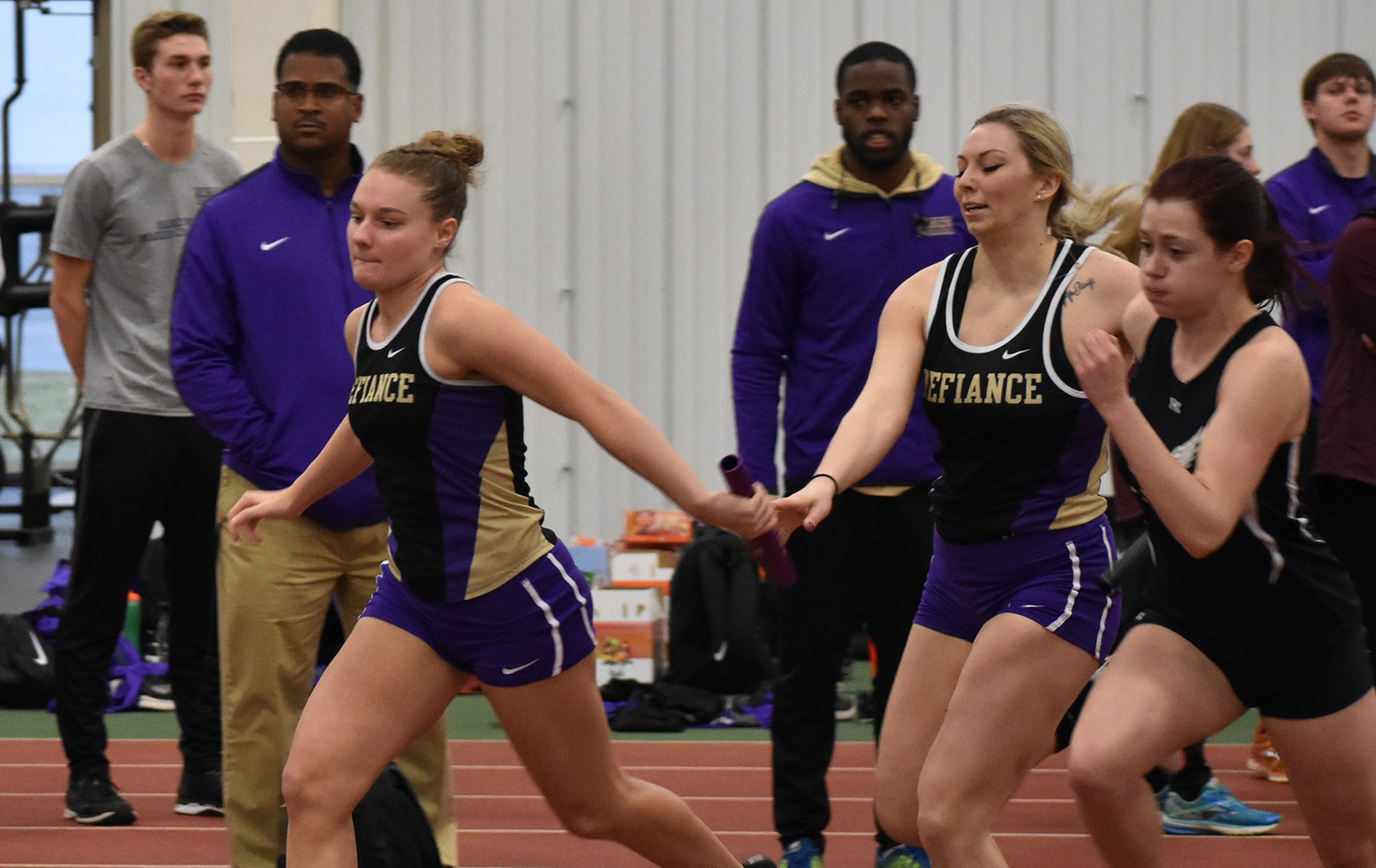 Six Women's Track & Field Athletes Compete at All-Ohio Championships