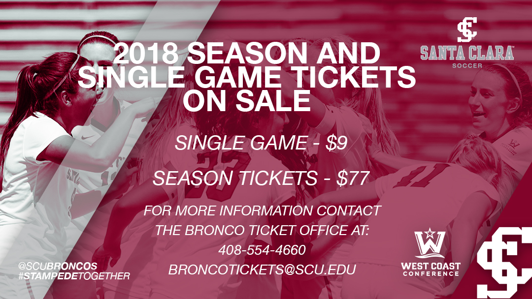 Women's Soccer Tickets On Sale Now