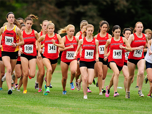 Women's cross country headed to nationals