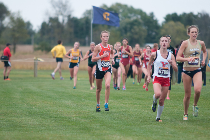 Oilers Compete in Otterbein Invitational